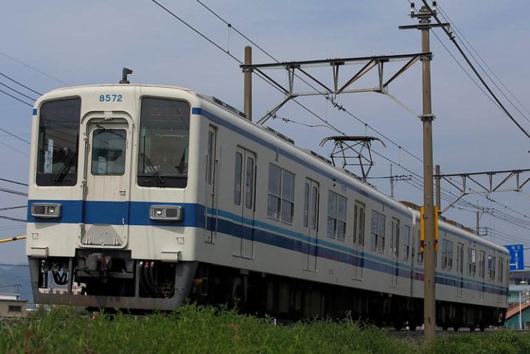 Tobu-Series 8000 for Kiryu-Line
