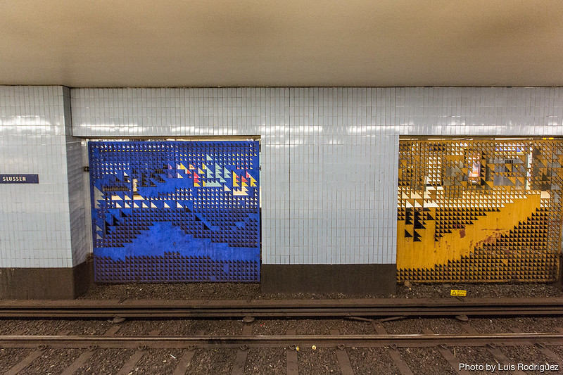 Metro de Estocolmo-98