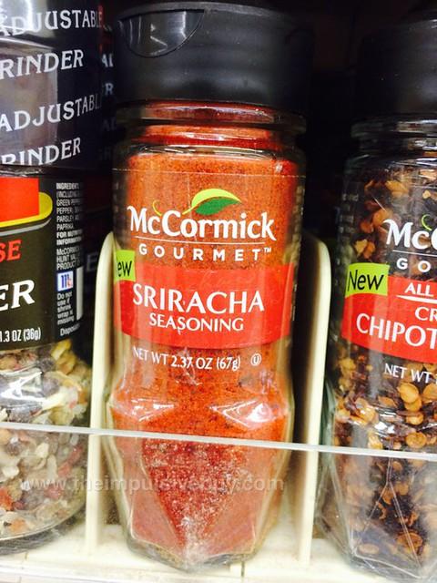McCormick Gourmet Sriracha Seasoning