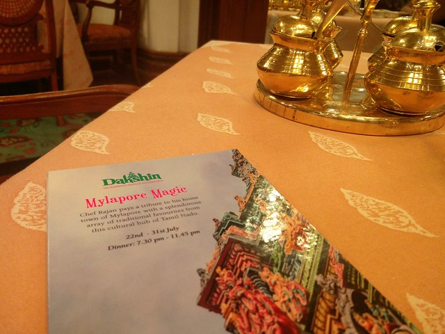 Mylapore Food Festival - ITC Dakshin (3)