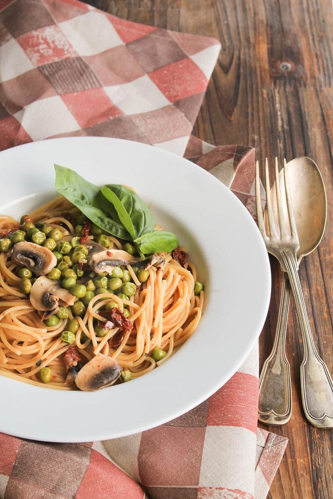 Recette de One pot pasta