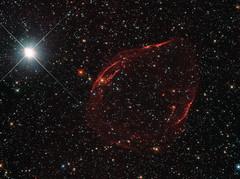 Stellar shrapnel