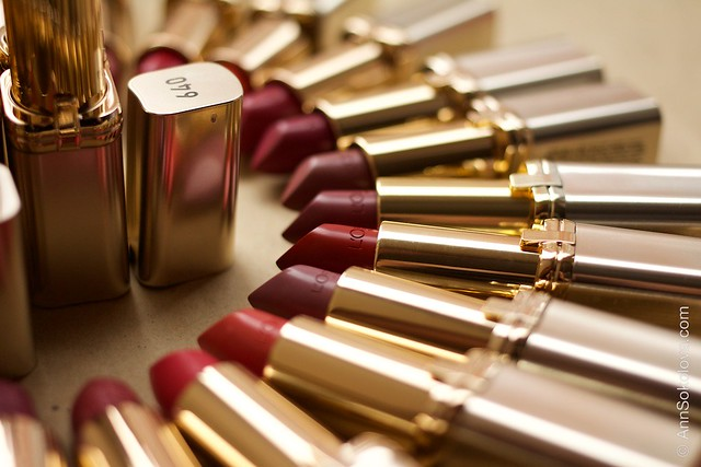 09 L'Oreal Paris Color Riche Lipstick 30 years 30 new shades swatches