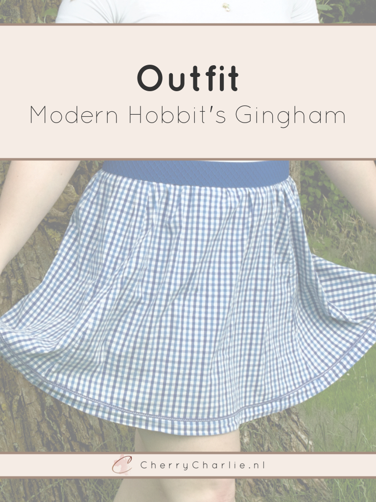 Outfit: Modern Hobbit's Gingham • CherryCharlie.nl