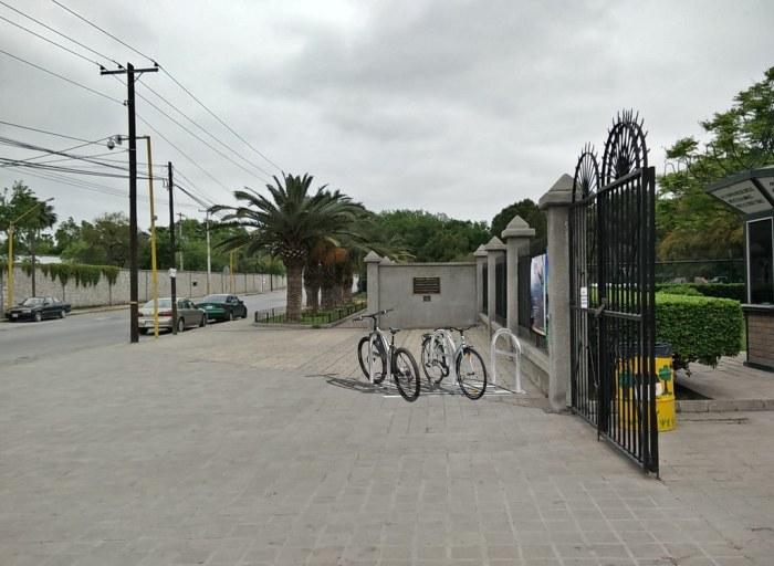 Parque Xochipilli 1 exterior - Simulación Estacionamiento
