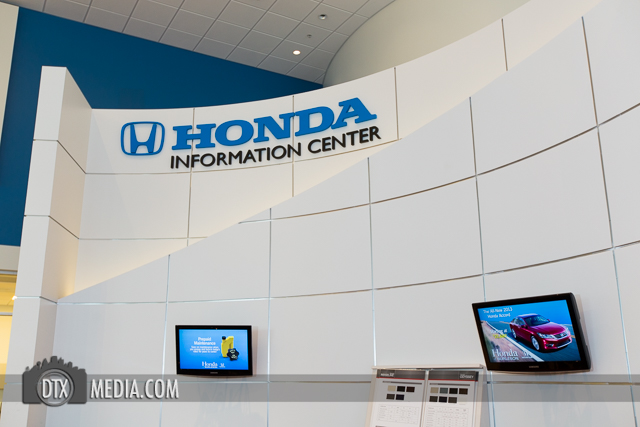 Burleson Honda Information Center