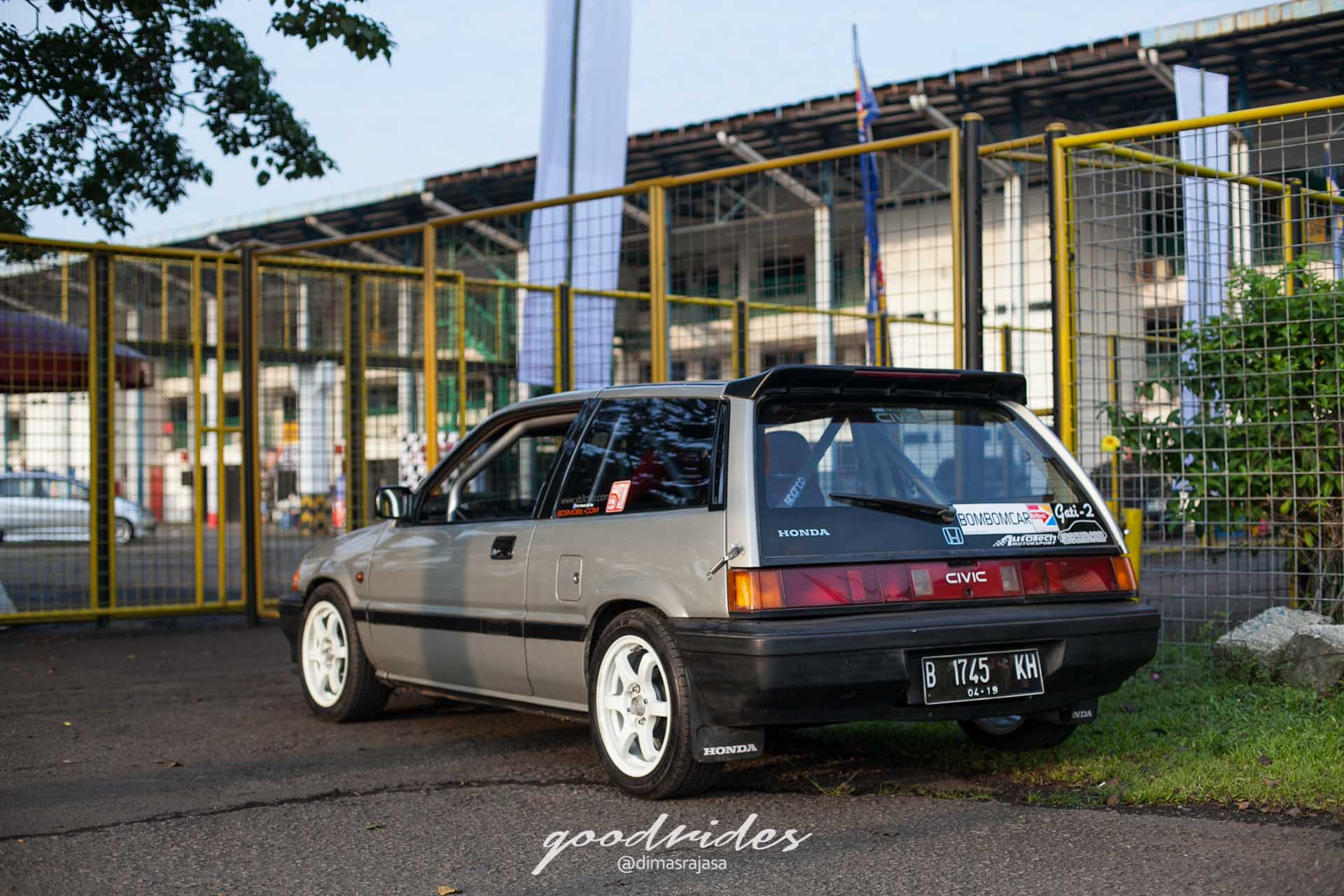 59 Gambar Mobil Honda Civic Wonder  Ragam Modifikasi