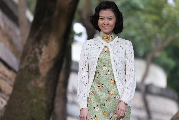Bei is played by Erica Yuen, a Hong Kong politician, actress, and presenter.