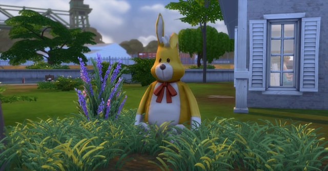 Sims 4 lapin
