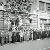 Strike Wave at Washington, DC's Capital Transit: 1945