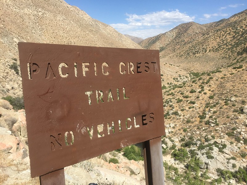 PCT Day 25