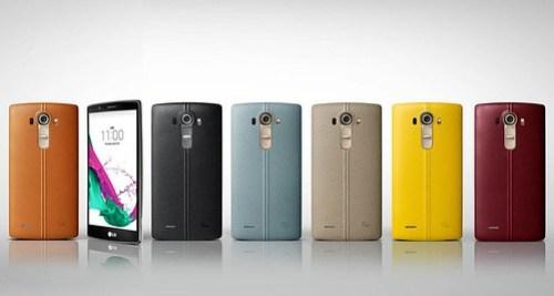 LG G4 Lineup