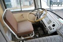 ПАЗ-3201 кабина