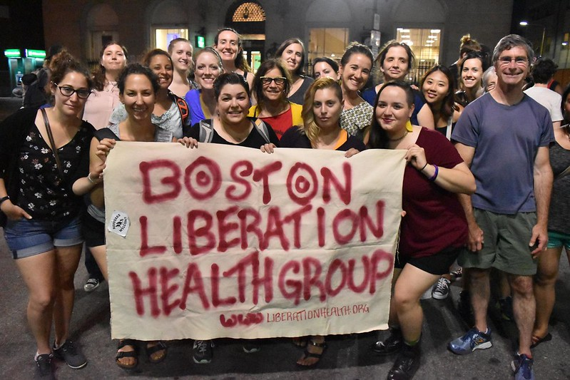 Unity March against Police Terror: Boston to Baton Rouge
