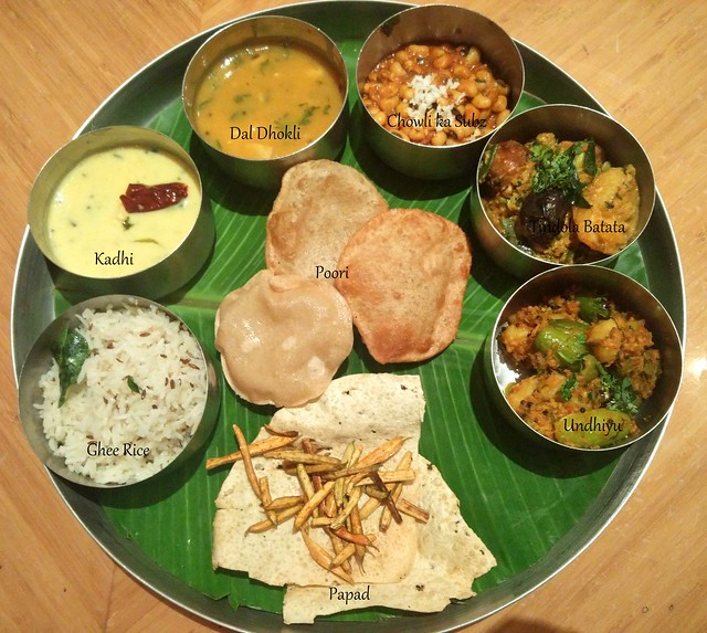 Gujarati Food Festival At Marriott (5)