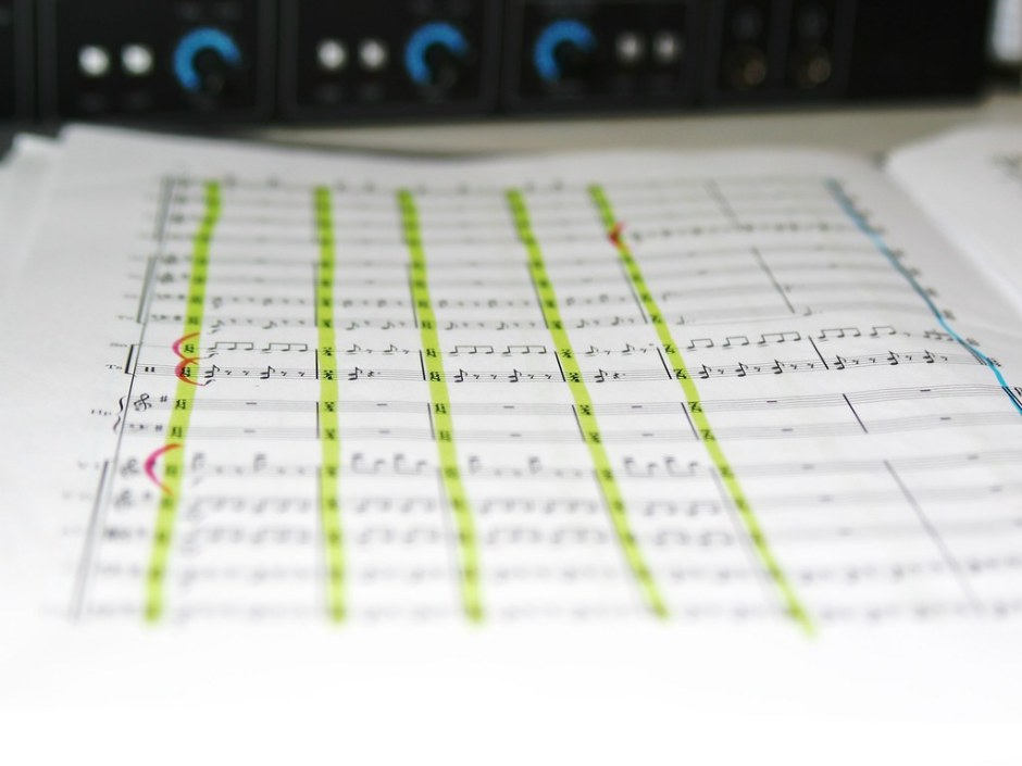 Conducting tips for beginning composers/conductors ~ Charlottebax.nl