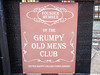 Grumpy Old Men's Club
