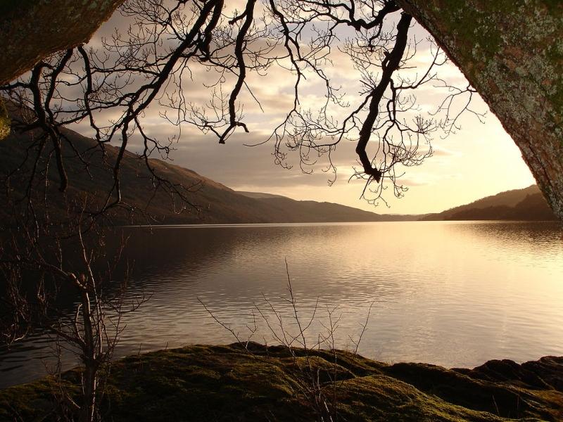 Imagen gratis del lago Lomond