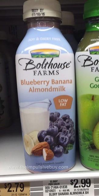 Bolthouse Farms Blueberry Banana Almondmilk