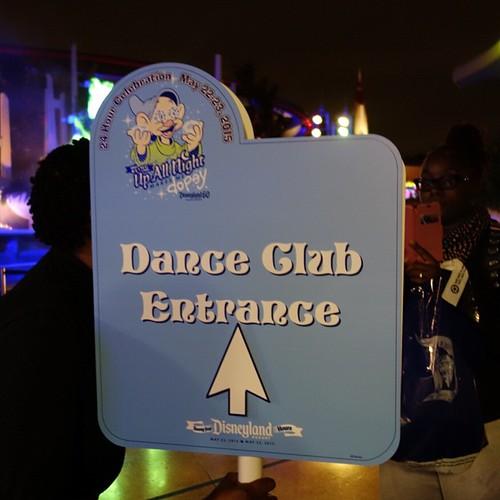 トゥモローランドのダンスパーティー