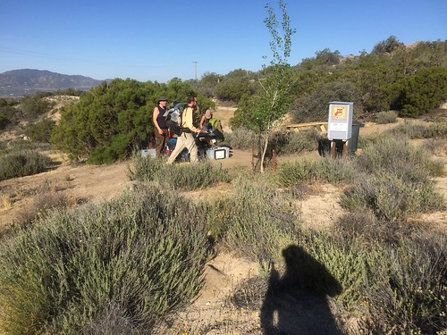 Trail Magic at Mile 145!