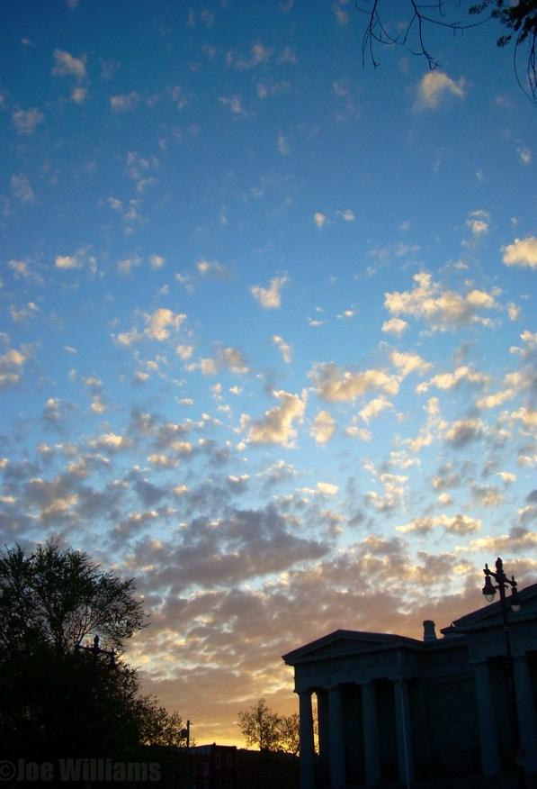 Neo-Classical Sunrise