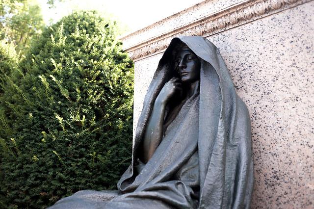 Creepy Statues NO WM-1