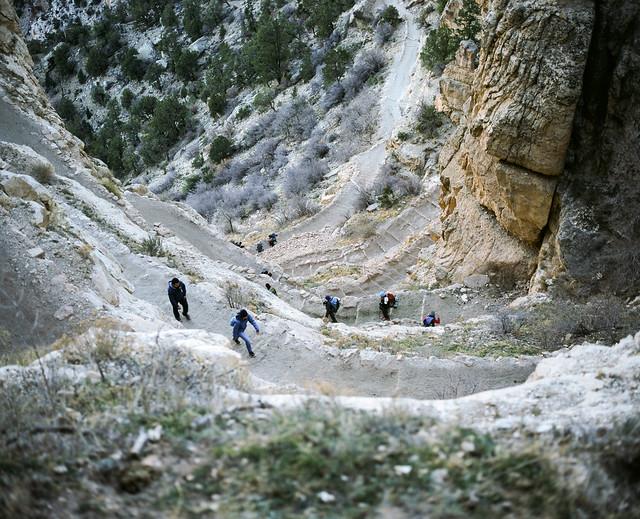 South Kaibab Trail