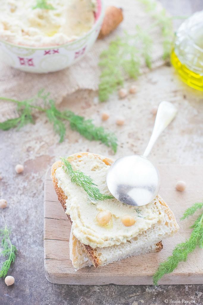 Hummus al finocchietto selvatico2