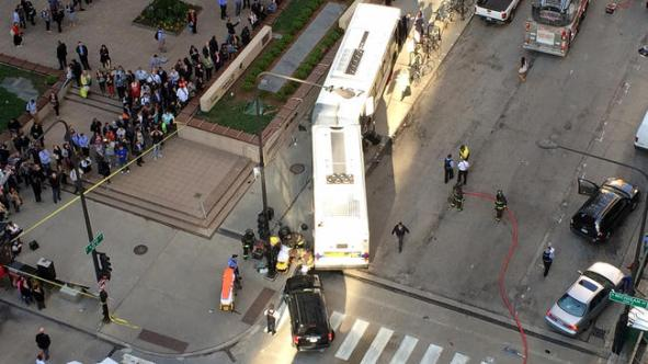 No Explanation Yet for Why CTA Bus Driver Ran Stoplight, Killing a