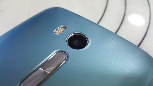 กล้องหลังของ ASUS Zenfone Go TV