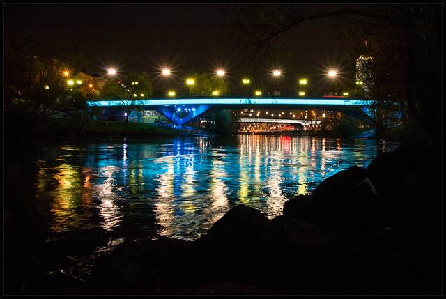 Reflected Donaukanal