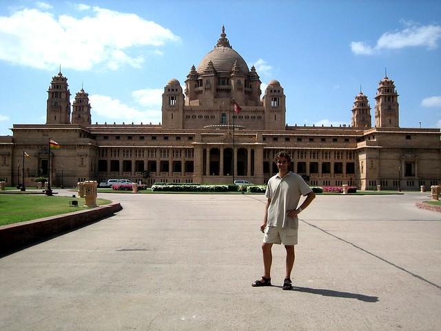 Hoteles más bonitos de la India