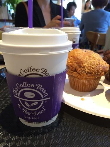 The Coffee Bean & Tea Leaf 日本橋一丁目店