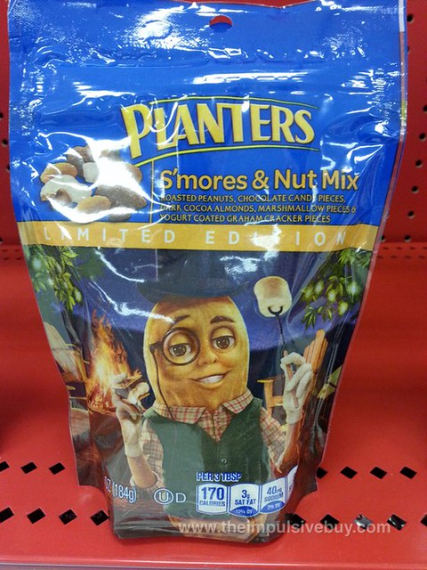 Planters Limited Edition S'mores & Nut Mix