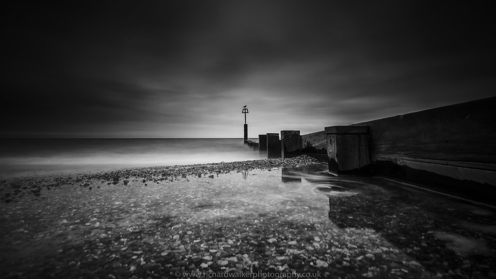 The Lookout - Black and White photography tips - long exposure