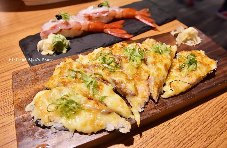 台中公益路日式料理桀壽司無菜單料理海鮮美食餐廳21