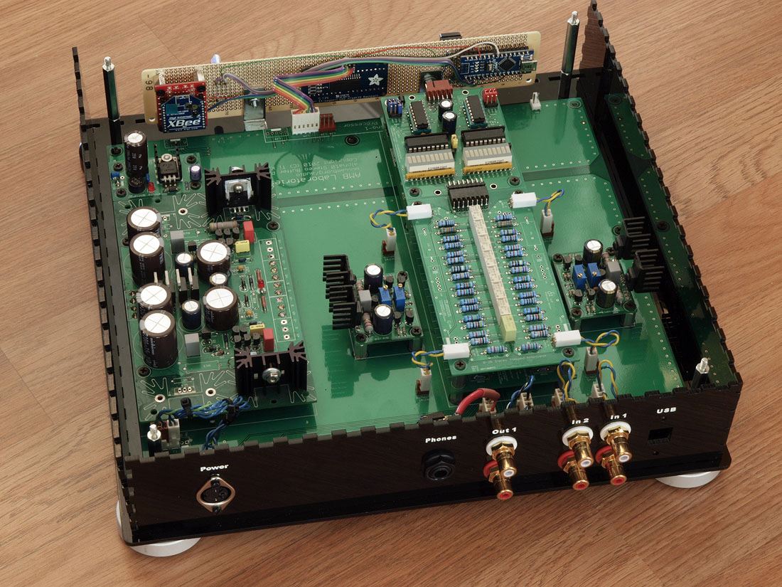 View An 8bit Transmitter Schematic Here View An 8bit Receiver