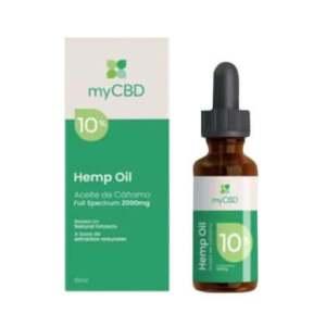 Mycbd 10% aceite cannabidiol