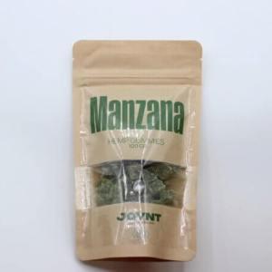 Gominolas de Canamo Manzana Ijoint 50-100 grs