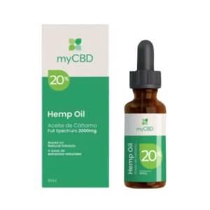 Mycbd 20% aceite cannabidiol