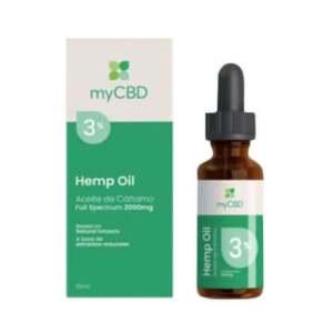 Mycbd 3% aceite cannabidiol