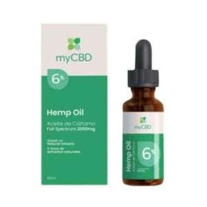 Mycbd 6% aceite cannabidiol