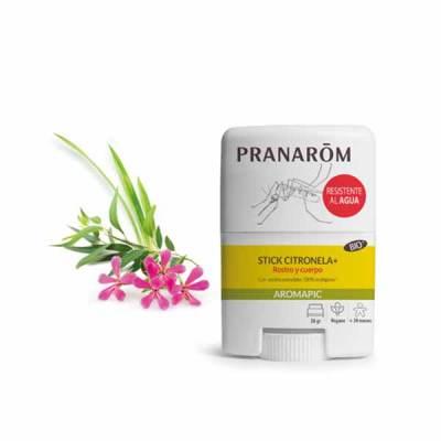 AROMAPIC-Stick-rostro-cuerpo-citronela-bio-Pranarom