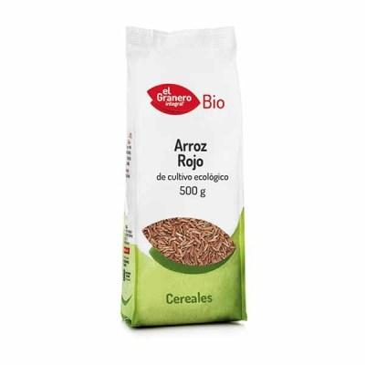 arroz rojo bio