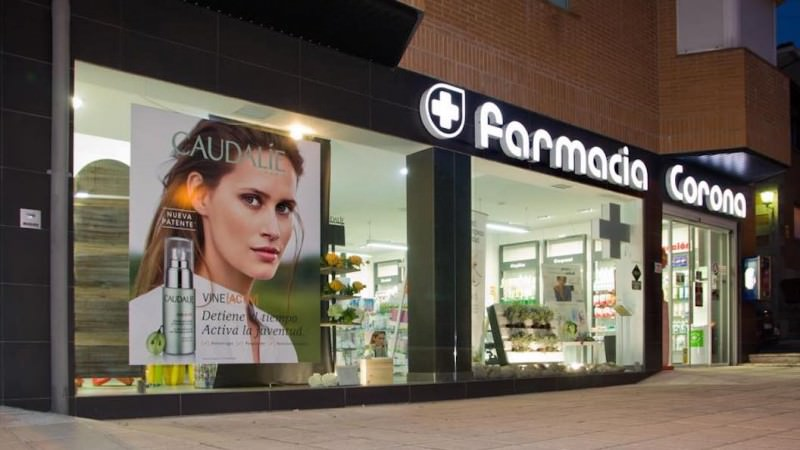 Farmacia Corona Bienvenidos