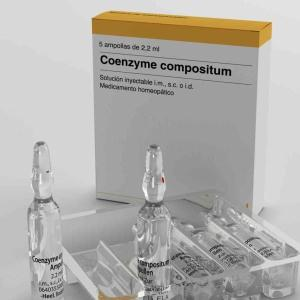 COENZYME COMPOSITUM 5 AMPOLLAS HEEL
