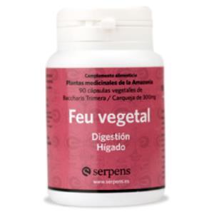 FEU VEGETAL DIGESTION 90 CÁPSULAS SERPENS