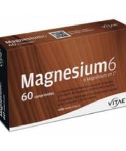 MAGNESIUM 6 60 COMPRIMIDOS Vitae