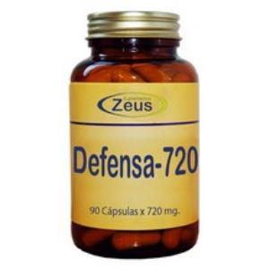DEFENSA 720 - 90 CÁPSULAS Zeus